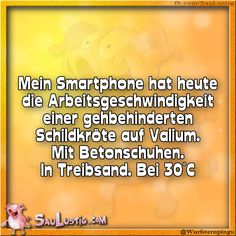 Mein Smartphone heute