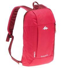 6f31e9e6a56 Quechua กระเป๋าเป้จักรยาน เดินป่า รุ่น ARPENAZ 10L (สีแดง). Pink  LilaShoulder BackpackShoulder BagsOutdoor BackpacksAnya HindmarchMini ...