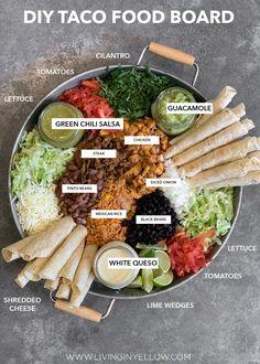 Mexican Food Recipes, New Recipes, Whole Food Recipes, Favorite Recipes, Healthy Recipes, Ethnic Recipes, A Food, Good Food, Food And Drink
