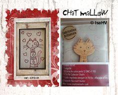 """Kit """"Chat Mallow"""""""