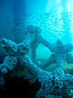 In an effort to help address the decline of coral reefs around the world, Australian designer Alex Goad of Reef Design Lab has created MARS (Modular Artificial Reef Structure), a modular system for...