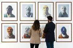 El arte del desprecio y de la risa  - El factor grotesco protagoniza una exposición en la que la burla y el escarnio desbancan a la belleza