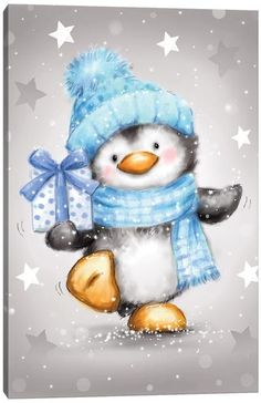 Christmas Rock, Christmas Scenes, Christmas Animals, Christmas Pictures, Christmas Time, Vintage Christmas, Christmas Crafts, Merry Christmas, Christmas Decorations