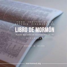 Las escrituras están para guiarnos. No te olvides de leerlas. Visita mormonsud.org #ldsconf #lds #sud #mormon #mormones