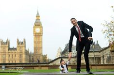 The Shortest Man Ever Measured Has Died