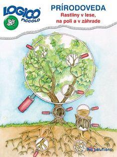Rastliny v lese, na poli a v záhrade - 16 kariet s úlohami Logico Piccolo. Deti sa učia rozpoznávať rastliny, kvety, stromy, obilniny, zeleninu, plody podľa farby a tvaru. Dozvedia sa aj o ekológii a hospodárskom význame rastlín. Vintage World Maps, Fictional Characters, Biology, Fantasy Characters