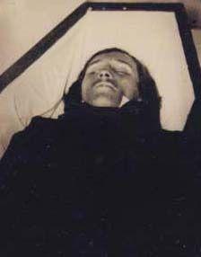 Post Mortem LIV: Edgar Allan Poe creepy