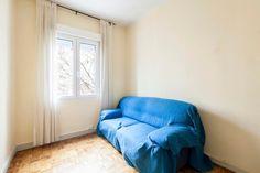Post: Una reforma muy luminosa --> antes-después, blog decoración nórdica, eliminar gotelé, estilo moderno, estilo nórdico, puertas correderas empotradas, reformas madrid, Una reforma muy luminosa, ventanal entre habitaciones