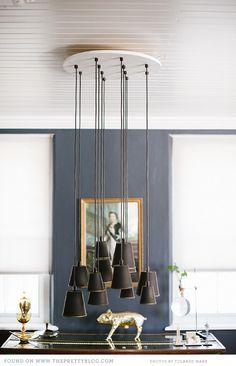 Eclectic Living Room Cape Town.Home: Etienne Hanekom. Image: Yolandé Marx