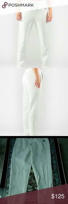 FINAL MARKDOWN Nike Lab Training Pants XL PRICE IS FIRM  PREMIUM COMFORT  The NikeLab Essentials Tapered Women's Pants are a modern take on the track pant. Structured yet stretchy fabric and a streamlined design make these ideal for travel or everyday comfort while maintaining a premium look.  A tapered leg with side insets and a straight back yoke create clean lines for a modern silhouette.    Side welt pockets. Durable self cuffs Stretch waist with drawcord Fabric: 86% nylon/14% spandex…