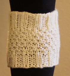 Knit Boot Sock Cuffs  Cream White Cozies Socks by TrulySimple, $34.00