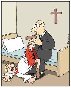 Noooooo!!jajajajaja Adult Cartoons, Funny Cartoons, Funny Jokes, Hilarious, Adult Dirty Jokes, Adult Humor, Satire, Religion, Street Art