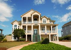 Twiddy Outer Banks Vacation Home - Seaclusion - Corolla - Oceanfront - 6 Bedrooms