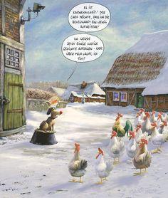 Bauernhof-MARUNDE   Cartoons & Illustrationen von Wolf-Rüdiger Marunde