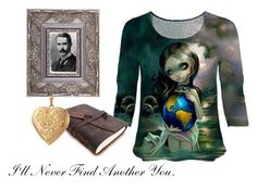 """""""I'll Never Find Another You"""" by selenastagg ❤ liked on Polyvore featuring JasmineBecketGriffith"""