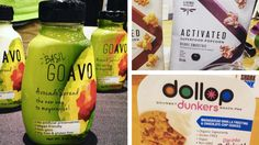 SO excited by Delicious Living FINDS from #SFFS16 Fancy Foods show!