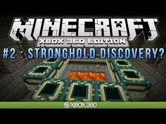 "Minecraft Xbox | ""STRONGHOLD DISCOVERY?"" 