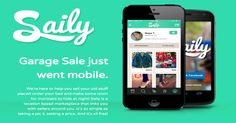 Saily is a location based marketplace. It is as easy as taking a picture, and your item is for sale to everyone around you.