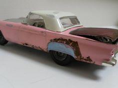 Classic wrecks - car models