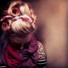 Sarah Starnes Pinup Hair