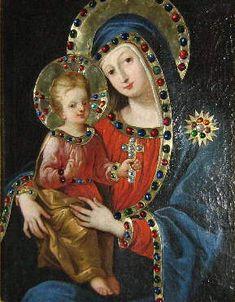 heilige Maria, Mutter Gottes