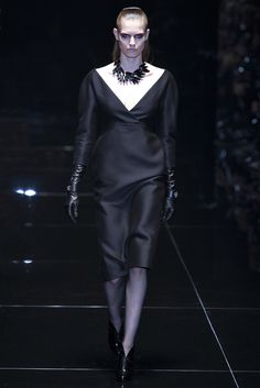 Gucci Fall 2013 Ready-to-Wear Fashion Show - Nadja Bender