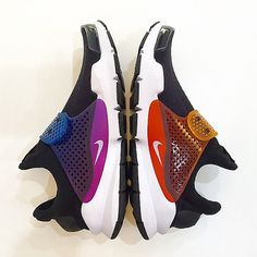 "Nike's ""Be True"" collection has always be seen with controversy, even dealing with a Russian lawmaker seeking a ban on the shoes. The 2015 release of the ""Be True"" Nike Sock Dart can still be found selling for around $400 USD."