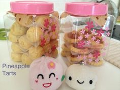 My Mind Patch: Happycall Pineapple Tarts