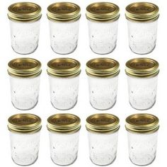 canning jars $8 for 12