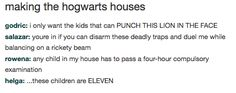 13 Tumblr Posts To Bring Out Your Inner Hufflepuff (I'm Gryffindor but I like this post)