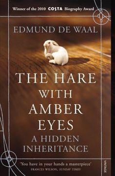 The Hare With Amber Eyes: A Hidden Inheritance by Edmund ... https://www.amazon.co.uk/dp/0099539551/ref=cm_sw_r_pi_dp_FelhxbDHRJ2VZ