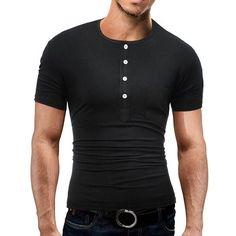 7a69d5b84683 2018 NEW Trendy Summer Men T Shirt Casual Long Sleeve Slim Men s Basic Tops  Tees Stretch T-shirt Chemise Homme Brand Clothing