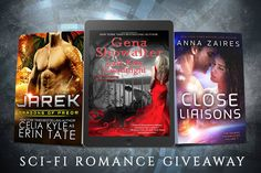 #sciencefiction #Romance #Win any 3 Sci-Fi Romance #Books #Giveaway