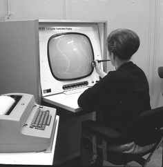 Vintage Computing. Early 70's