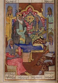 All sizes | Miniature from Shahnama 6 | Flickr - Photo Sharing!