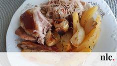 Igaz, hogy órákig, sőt, akár napokig készül a csülök pékné módra, de közben alig kell csinálni vele valamit. Megéri. Beef Recipes, Ale, Sausage, Pork, Meat, Chicken, Meat Recipes, Kale Stir Fry, Ale Beer