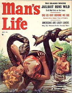 Magazines de fiction érotiques