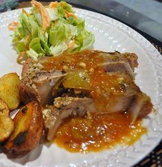 Pork Ribs with Orange Zest, Thyme How To Make Gravy, Rosemary Recipes, Pork Rib Recipes, Orange Zest, Pork Ribs, What To Cook, Recipe Collection, Serving Platters, Cool Kitchens