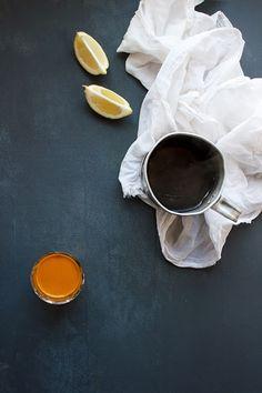 Tumeric, Ginger, Lemon and Cayenne Water