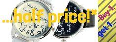 ZIZ iz TIME Summer Sale! | ZIZ iz TIME Half Price, Buy 1, Summer Sale, Sunny Days, Messages, Business, Women, Store