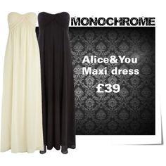 Fuse maxi dress