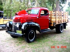 38 dodge truck - Google Search