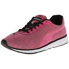 PUMA Women's Narita V3 WN Heathered Fashion Sneaker, Fluo Pink/Fluo Pink/Fluo Pink, 5.5 B US