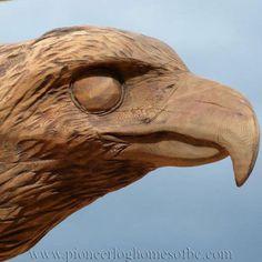 eagle wood carving design   carving-bird-eagle-ff - wood carving