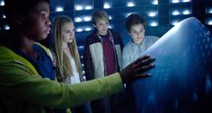 "A science-fiction adventure all starts with the click of the ""Record"" button. Earth to Echo is an intense, sci-fi movie about three boys: Alex, Tuck, and Reginald, nicknamed ""Munch."" In a small Nevada suburb, these three young boys, friends from the beginning, are about to split apart"