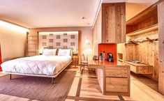 Adults Only Hotel in Südtirol: Falkensteiner am Kronplatz - The Chill Report South Tyrol, Adults Only, Italy, Bed, Furniture, Home Decor, Contemporary Design, Winter Vacations, Italia