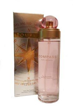 Free Shipping~!  Compass Perfume for Women-Our version of  360 Perry Ellis 100ml (Impression Perfume/Imitation Perfume)