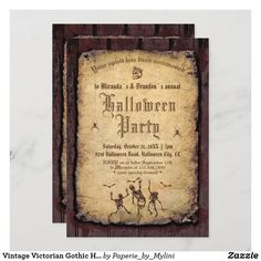 Halloween City, Gothic Halloween, Halloween Party Costumes, Halloween Spider, Scary Halloween, Vintage Halloween, Modern Halloween, Halloween Design, Halloween Party Invitations