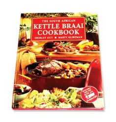 Kettle Braai Cookbook R200 Kettle, Charcoal, English, Beef, Patio, Outdoor, Food, Meat, Outdoors