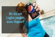 Sukkerafhængighed, overspisning, light-jæger som Signe
